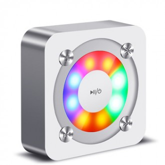 Haut-parleur Bluetooth LED Žétanche