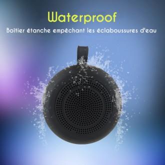Haut-parleur Bluetooth 5.0 Žétanche -...