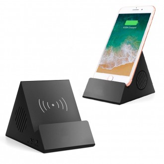Support haut-parleur Bluetooth avec...