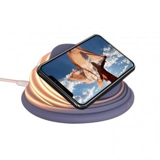 Chargeur ˆ induction  pliable et...