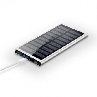 Batterie de secours solaire métal 20...