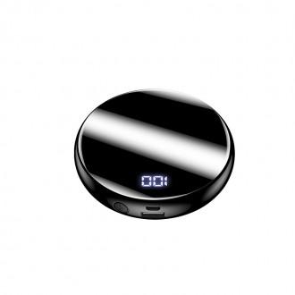 Batterie de secours miroir 10000mAh -...
