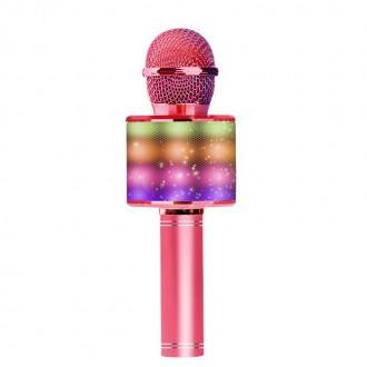 Micro Haut-parleur karaoke Bluetooth...